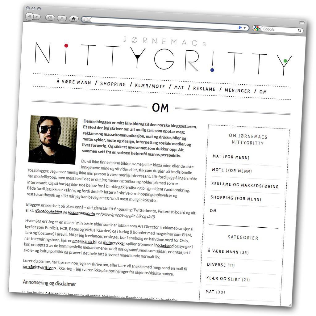 Nittygrittyweb